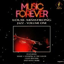 Louis Armstrong Jazz - Volume One / Music Forever CD
