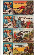 FALK Piccolo 1.Serie Nr. 1 - 164 KOMPLETT mit Sammelmarke Lehning Original