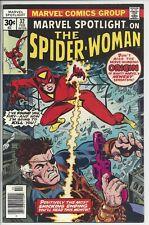 Marvel Spotlight 32 - NM- (9.4)  - 1st Spider-Woman - HOT BOOK!!!