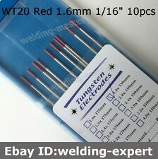 WT20 1.6mm X 150mm 1/16
