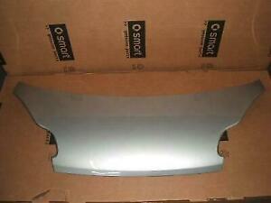 Smart 451 Fortwo 08-14 Car Hood Cover SILVER METALLIC GENUINE A4517510102C50L