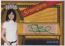 2011 PANINI AMERICANA AUTO:SELMA BLAIR #52/99 AUTOGRAPH HELLBOY/CRUEL INTENTIONS