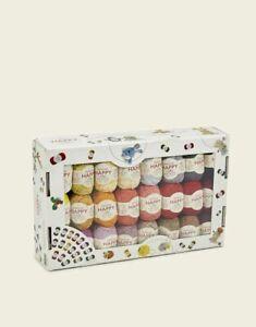 Sirdar Happy Cotton DK Yarn Pack - 50 x 20g