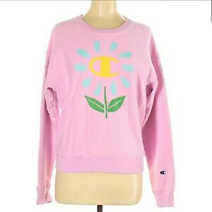 Susan Alexandra CHAMPION Flower Medium Sweater
