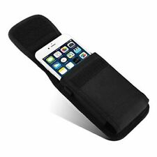 Phone Case Pouch Belt Hanging Waist Storage Universal Flip Clip Holder Blackpack