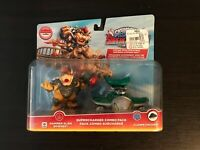 Brand New Skylanders Superchargers Combo Pack Hammer Slam Bowser Clown Cruiser