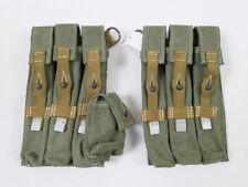 #K Wehrmacht Afrikakorps MP40 PAAR Magazintasche MP38/40 Schmeisser Tropen DAK