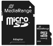 32GB Speicherkarte für HTC One M9, Samsung Galaxy S3, S4, S5 Class10