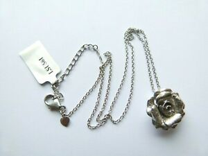 Gemporia/Gems TV - Sterling Silver 'The Rose' Necklace