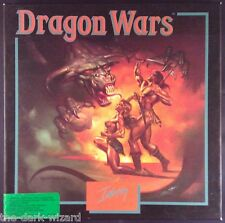 Dragon Wars - IBM/PC - w/Full Color Poster - Complete in Box
