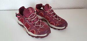 Salomon techamphibian Wander Outdoor  Schuhe Sneaker  Gr.36,5