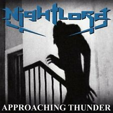 NIGHTLORD, APPROACHING THUNDER, SEALED 8 TRACK CD ALBUM FROM 2010