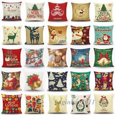 dekokissen im weihnachts stil ebay. Black Bedroom Furniture Sets. Home Design Ideas