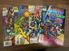 AVENGERS TERMINATRIX OBJECTIVE #1-4, MARVEL comics