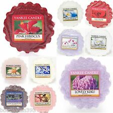 Yankee Candle 10  Floral Tarts / Melts - Free Postage