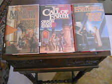 Orson Scott Card, HOMECOMING series, SIGNED 1st/1st prints, VOL. 1, 2, & 4 HCDJ
