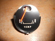 1965 FORD MUSTANG GT FACTORY TEMPERATURE GAUGE TESTED WORKING
