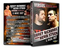 Kevin Steen vs Davey Richards Shoot Interview DVD, ROH Wrestling Ring of Honor