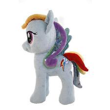"Aurora World 10"" My Little Pony Rainbow Dash Plush Stuffed Toy NEW with Tags"