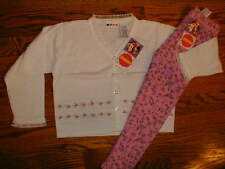 NWT Vintage Gymboree Leggings and Sweater S  2/3