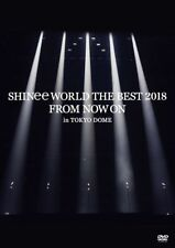 SHINee [SHINee WORLD THE BEST 2018 ~FROM NOW ON~ in TOKYO DOME] DVD Japan