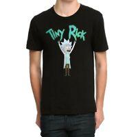 Rick And Morty Tiny Rick Adult T shirt New