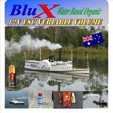 RC Model Boat 12 Volt Smoke Generator Variable Volume BluX Water Based