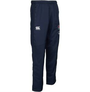 England Rugby Canterbury Men's Lightweight Woven Pants - Navy - New