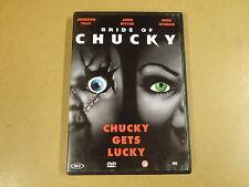 DVD / BRIDE OF CHUCKY ( JENNIFER TILLY, JOHN RITTER, NICK STABILE )