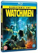 Watchmen Director's Cut 5051368221335 With Carla Gugino Blu-ray Region B