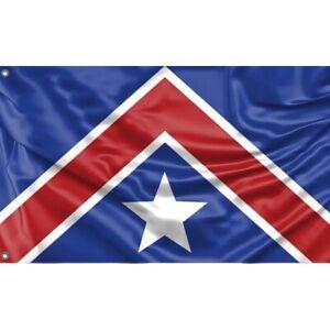 Far Cry Inspired Yara National Flag Design, 3x5 Ft / 90x150 cm size, EU Made