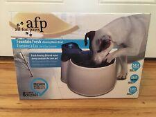 New 3L Pet Water Filter Fountain Fresh Bowl AFP Interactive Dog Cat Purifier