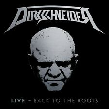 UDO DIRKSCHNEIDER - LIVE BACK TO THE ROOTS - 2CD NEW SEALED 2016