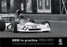 BRM in Practice 1973-1977 (Stanley Formula 1 Lauda Regazzoni Beltoise) Buch book