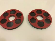 Original Nagra TP18 Reels Tapes for Nagra SN (PAIR) Perfect