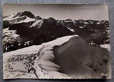 MORZINE PANORAMA DEPUIS SUPER MORZINE    postcard