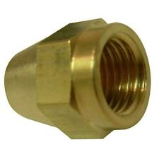 Highcraft Brass Long Nut for Flare Pipe Fittings; O.D. Connection