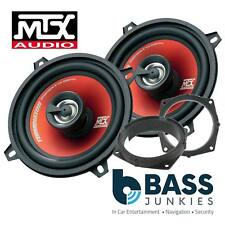 Mitsubishi Colt 2002-2012 13cm MTX 400 Watts Rear Door Car Speakers Fitting Kit