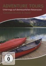 DVD * ADVENTURE TOURS - Canadian Rockies - Island  # NEU OVP @