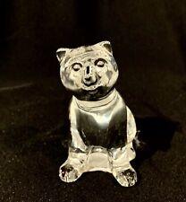 Waterford Crystal Polar Bear Cub