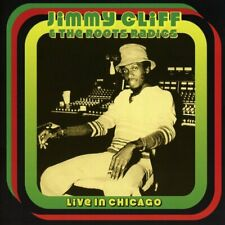 Jimmy Cliff & The Roots Radicals - Live In Chicago (2017)  CD  NEW  SPEEDYPOST