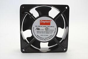 Dayton 4WT33 AC Axial Fan 105CFM 220V New