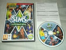 THE SIMS 3 SUPERNATURAL EXPANSION PACK-  PC-DVD