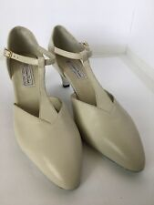 Werner Kern Tanzsport Leather Dance Shoes UK 8, US 10, Made In Italy