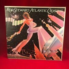 ROD STEWART Atlantic Crossing 1975 UK VINYL LP + INNER EXCELLENT CONDITION  #