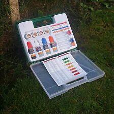 Tests de sol Kit, pour PH, N, P & K. Sol Testeur, - 80 tests de pH Testeur pH Test