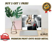 "Ronda Rousey 7/"" x 5/"" Photo Print By Stanley Lau"