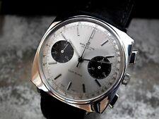 1960's Steel Breitling '2006' Top Time Panda Eye Dial Gents Vintage Watch