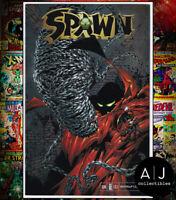 Spawn #120 NM 9.4 (Image)