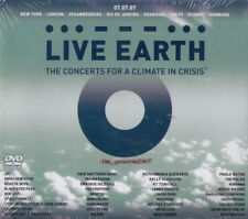 Live Earth [2007] | 3-DVD/CD-Set NEU